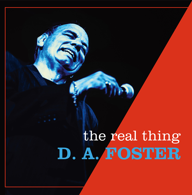 da foster- the real thing